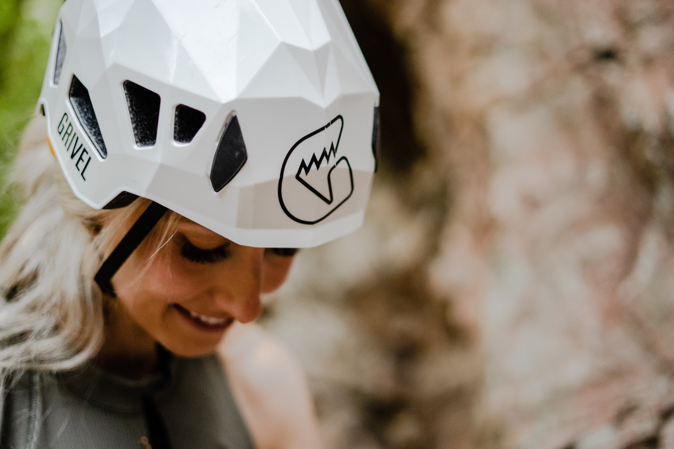 Rock climbing Grivel Helmet