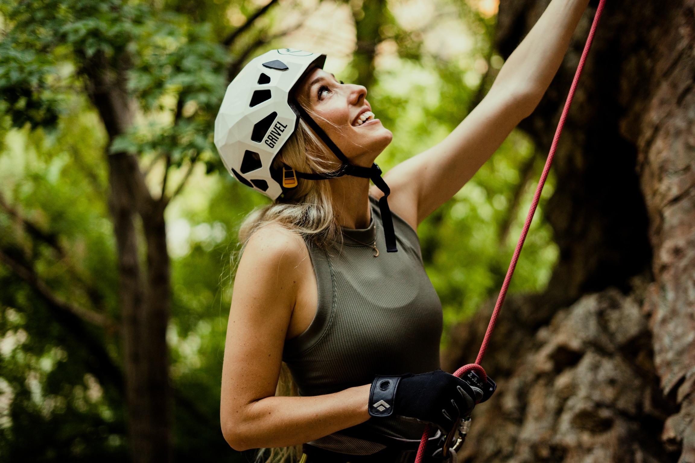 Rock Climbing Belay